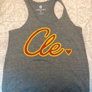 CLE tank top